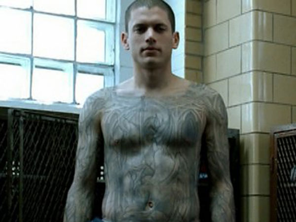 Prison Break tattoo