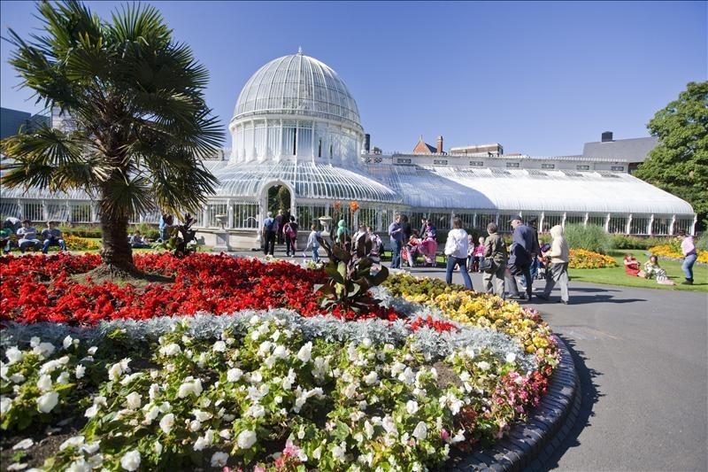 Belfast Mela 2010 - Botanic Gardens