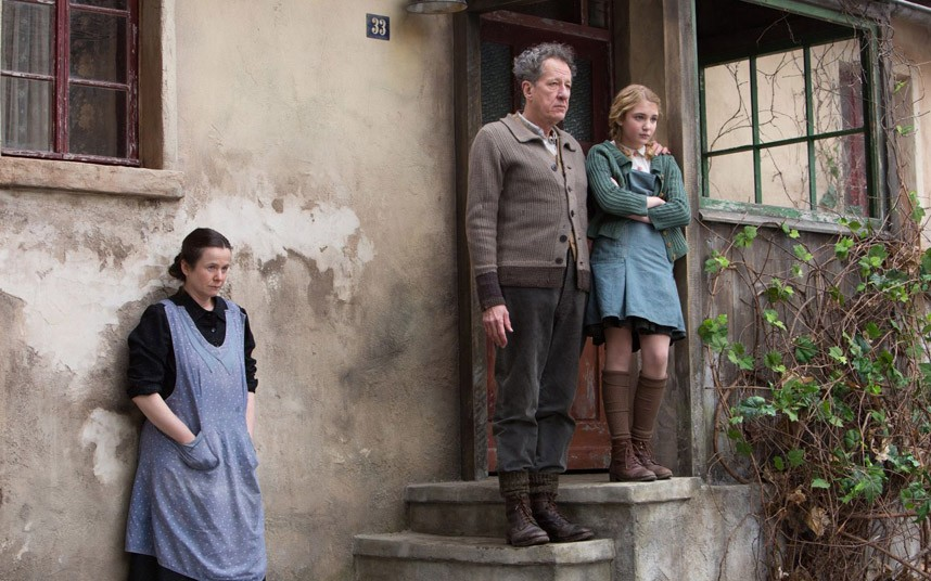 The Book Thief movie still
