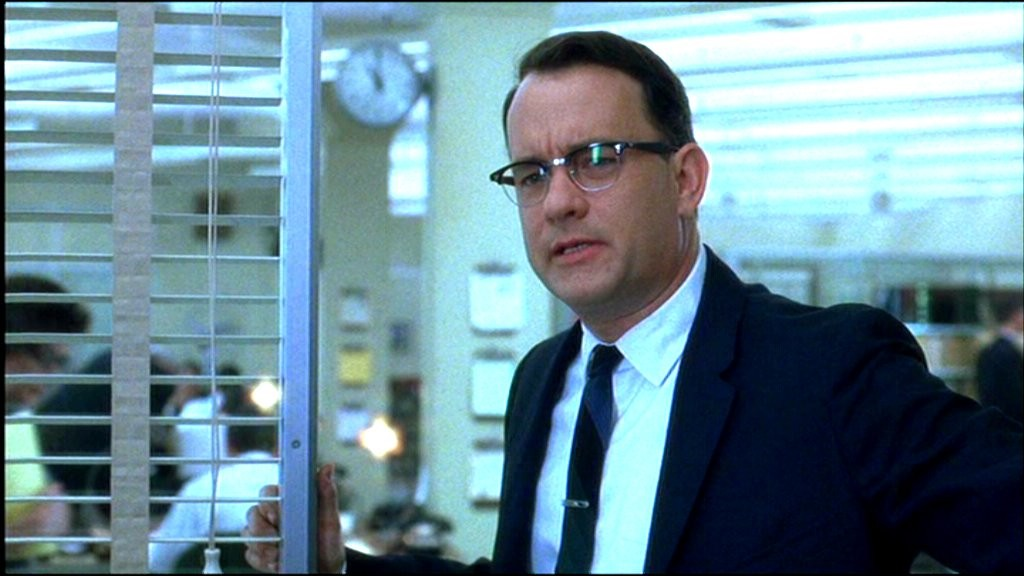 Tom Hanks Catch Me If You Can