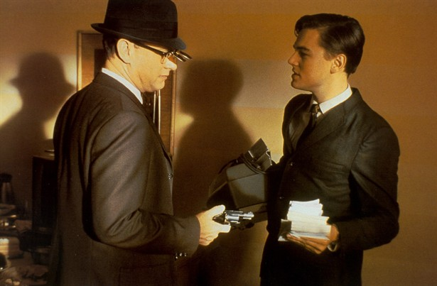 Frank Abagnale and Carl Hanratty