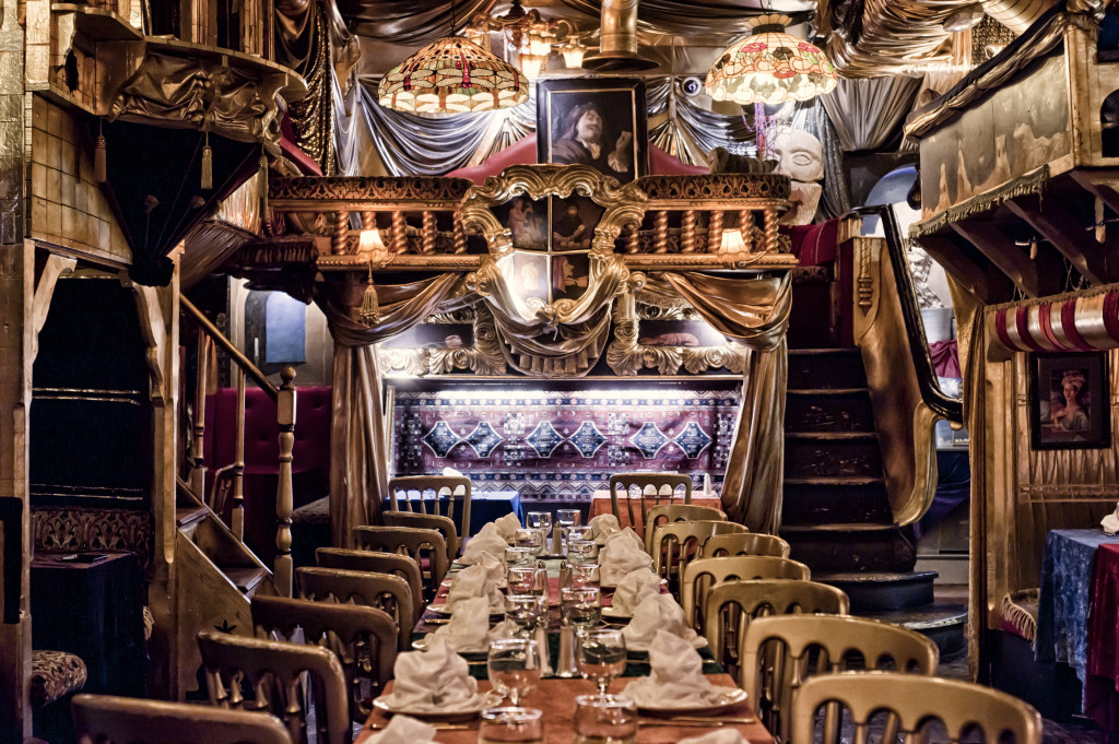10 Most Unusual Restaurants In The Uk The List Love