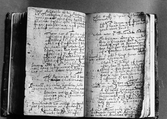 William Shakespeare manuscript