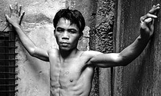 Pacquiao amateur boxing