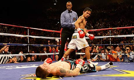 Pacquiao knockout