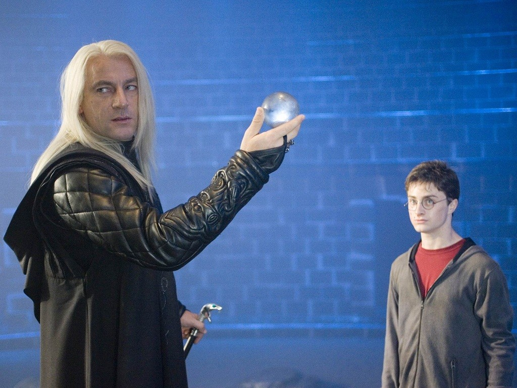 Lucius and Harry