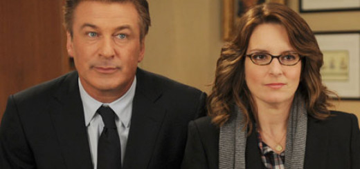 30 Rock's Alec Baldwin and Liz Lemon