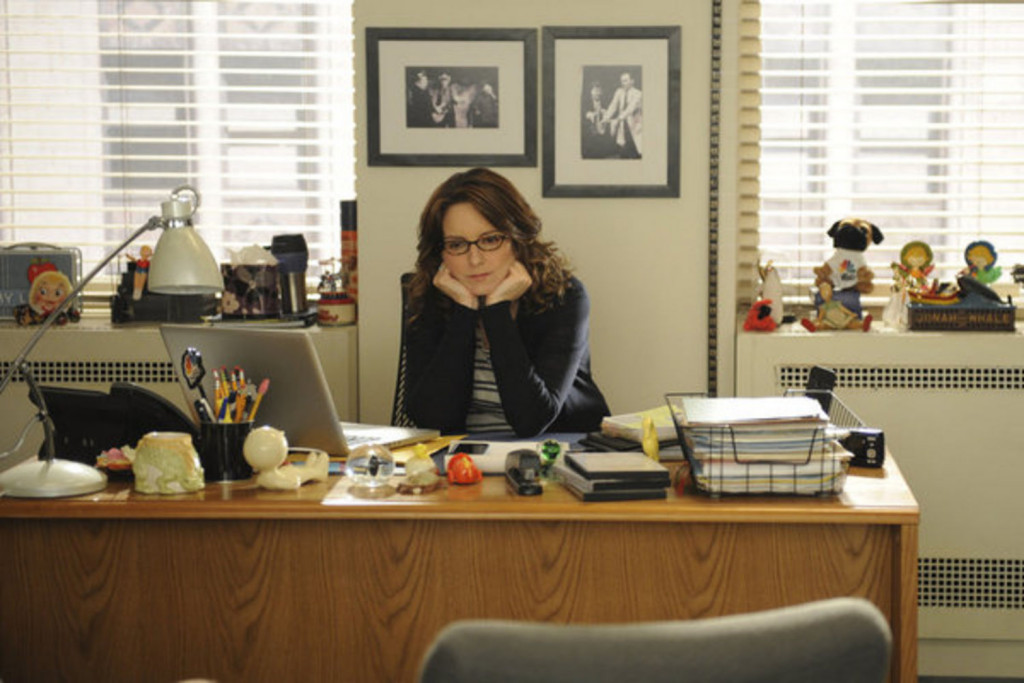 liz lemon's office
