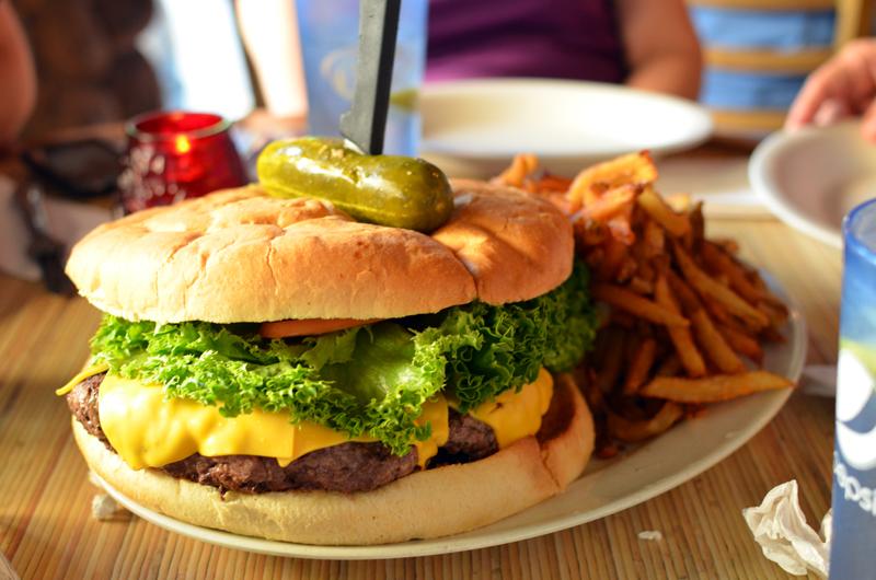 kookamonga Burger - Kooky Canuck