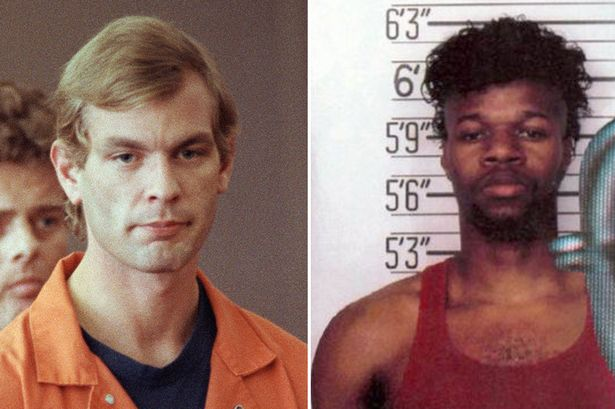Jeffrey Dahmer and his killer