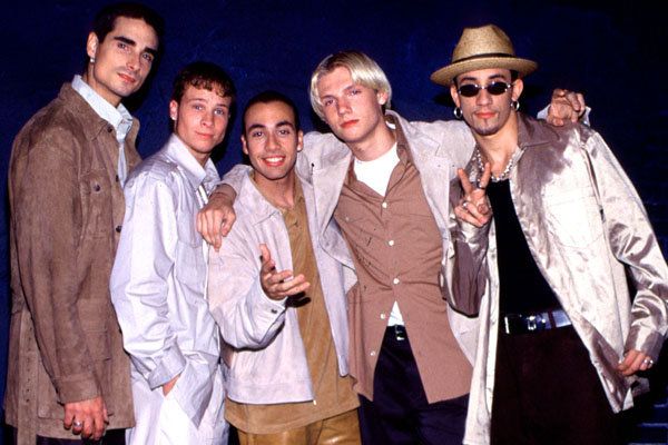 Backstreet Boys 90s