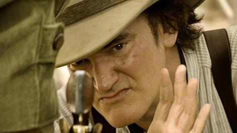 Quentin Tarantino cameo