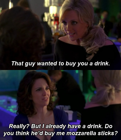 Liz Lemon Quote