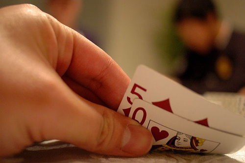 card hand