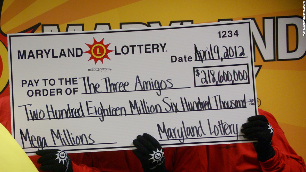 three amigos lottery