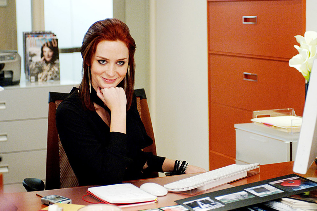 Devil Wears Prada Emily