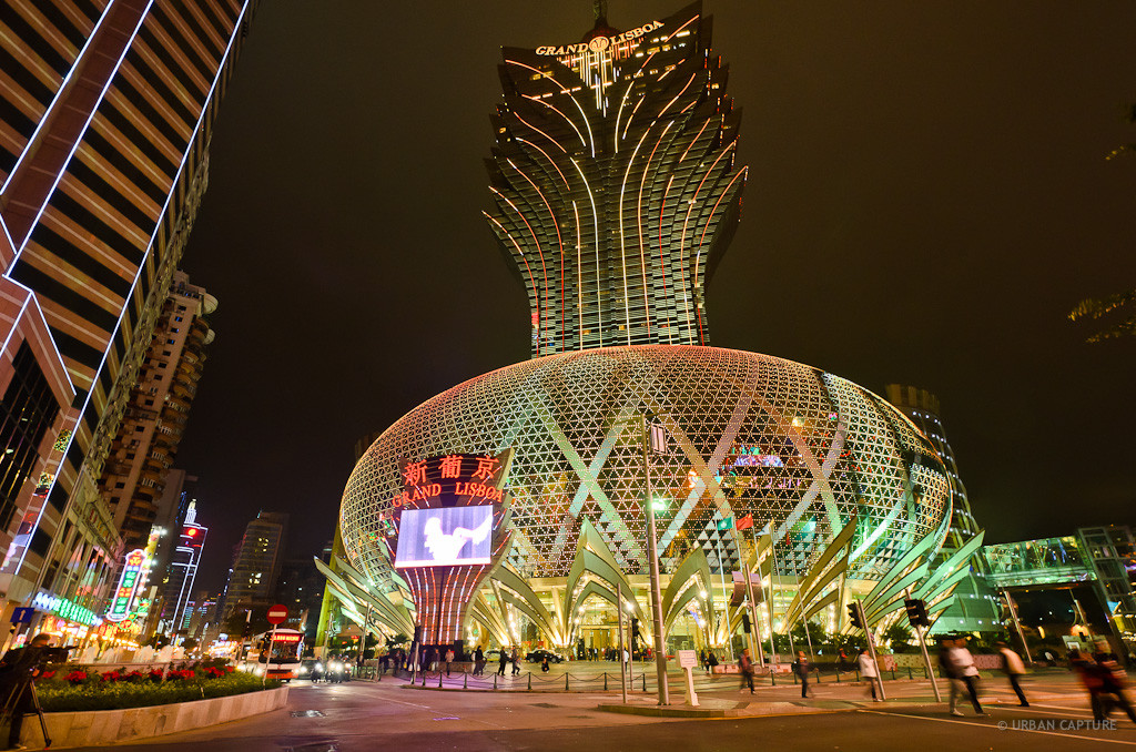 Grand Lisboa Resort, Macau