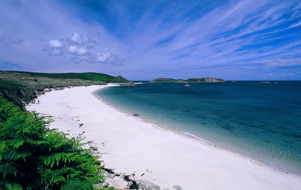 The Isle of Scilly