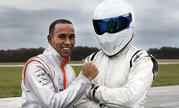 Lewis Hamilton Top Gear