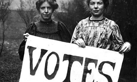 new zealand suffragettes