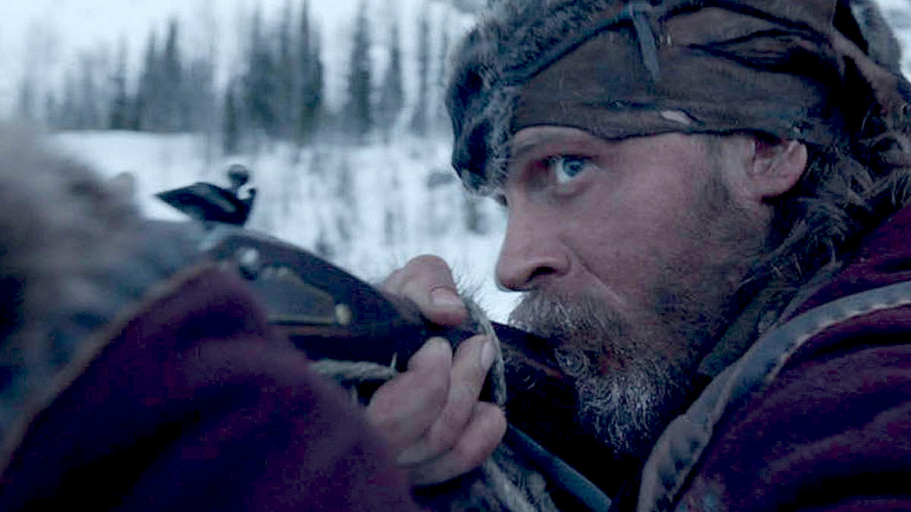 tom hardy the revenant